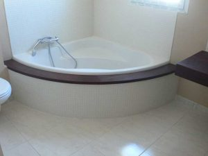 parquet bois salle de bain a montpellier