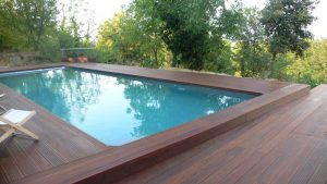 terrasse piscine bois nimes gard