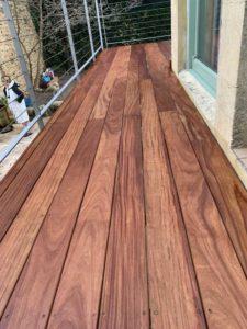 terrasse bois cumaru aigues vives