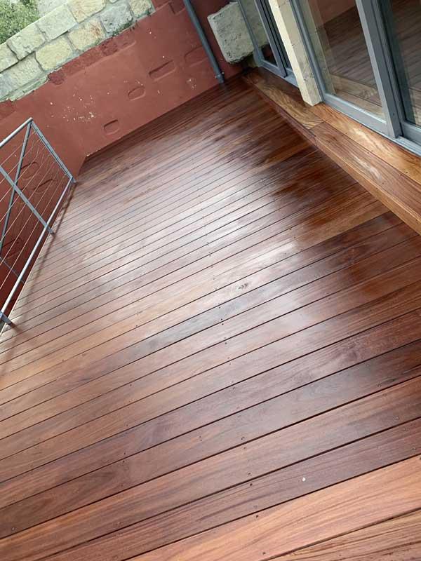 terrasse bois cumaru gallargues