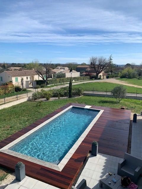 entreprise terrasse bois piscine gard