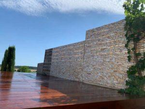 terrasse en bois calvisson