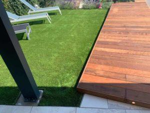 terrasse bois exotique la grande motte