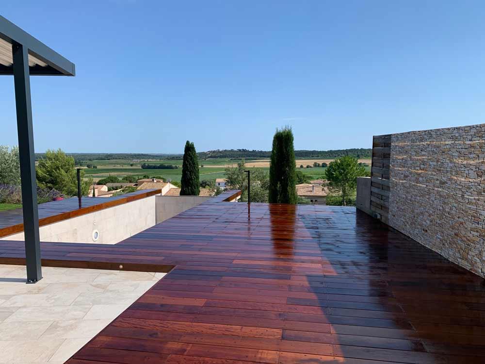 specialiste terrasse bois gard
