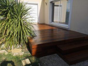 terrasse bois itauba herault